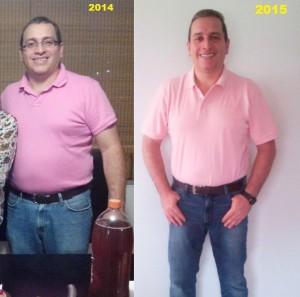 Bajando de peso Marzo 27 2015